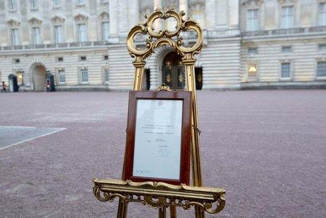 VisitBritain conseille les visiteurs alors que le bébé royal est né