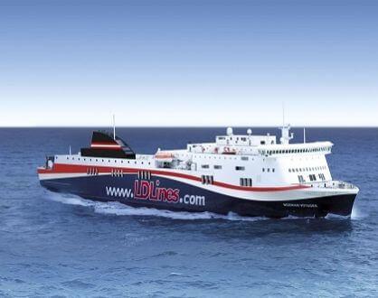 Prendre le ferry pour aller en Angleterre