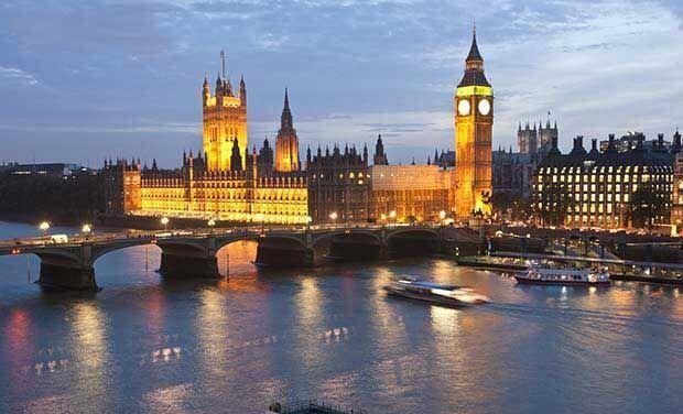 Londres nommée comme étant la ville la plus chère