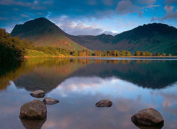 Les meilleurs lacs de la Grande-Bretagne