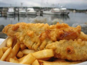 fish and chips angleterre