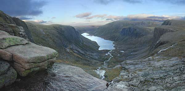 Cairngorms écosse grande bretagne montagne