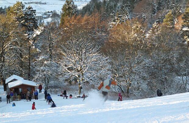 Où faire du ski en Angleterre ?