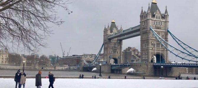 15 raisons de visiter l'Angleterre en hiver